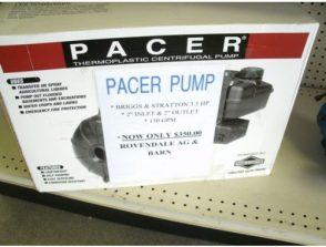 Pacer Pump