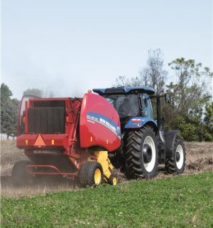 New Holland RB450 Baler