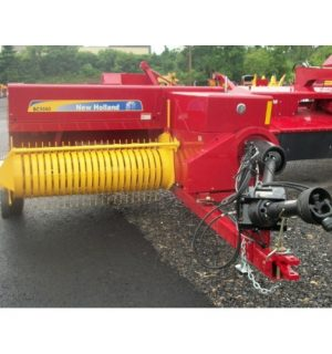 NEW HOLLAND BC5060 BALER