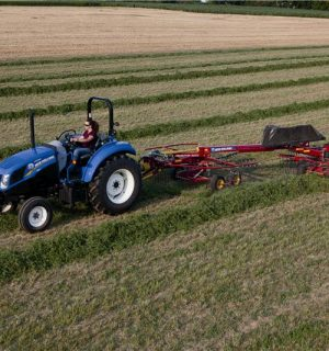 New Holland 3223 Rake