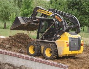 New Holland L220 Skidsteer