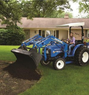 New Holland Workmaster 25