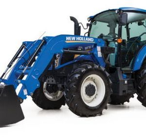 New Holland Powerstar 75 Tractor