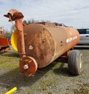 Clay 1500 Manure Tanker