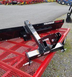 Yanmar YRB72C Rear Blade