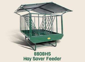 Diller HFS-8808HS Horse Hay Feeder