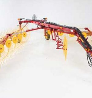 New Holland 1225 Procart wheel Rake