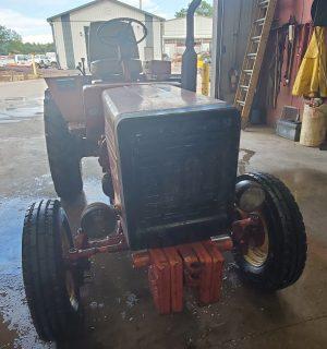 Belarus 250as Tractor