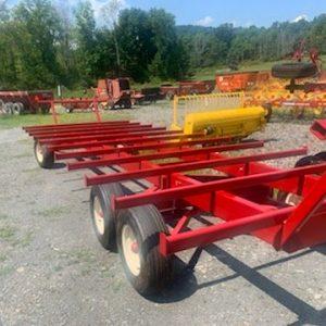 Walnut Creek WC10 Bale Wagon