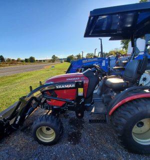 Yanmar 424 Tractor