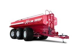 Jamesway 6200 Tanker
