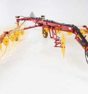 New Holland 1225 Rake