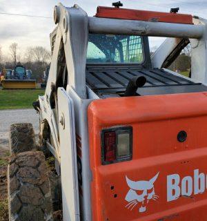 Bobcat 873 Skidloader