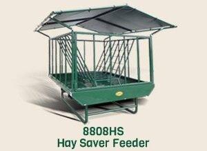 Diller HFS8808HS Horse Hay Feeder