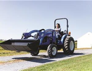 New Holland Boomer 40 Tractor