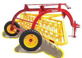 New Holland 258 Hay Rake