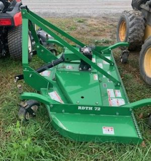 Bush Hog RDTH72 Finish Mower
