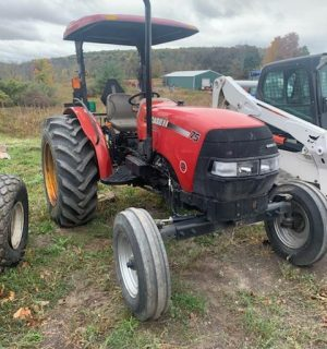 Case IH 75A Tractor
