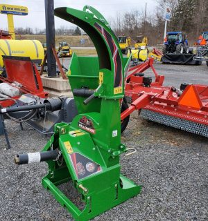 Wallenstein BX52s Chipper