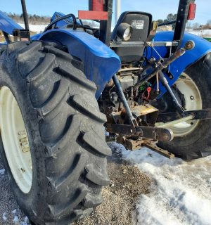 New Holland TT75 Tractor
