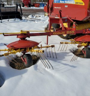 New Holland 255 Tedder Rake