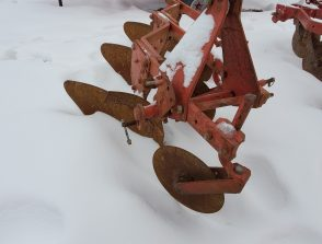 Ford 101-3 Plow