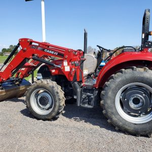 Case IH 75C Tractor