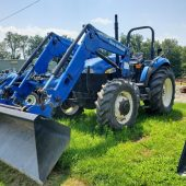 New Holland TD80 Tractor